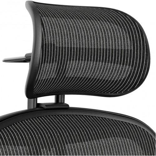 Galvos atrama kėdei AERON, Graphite