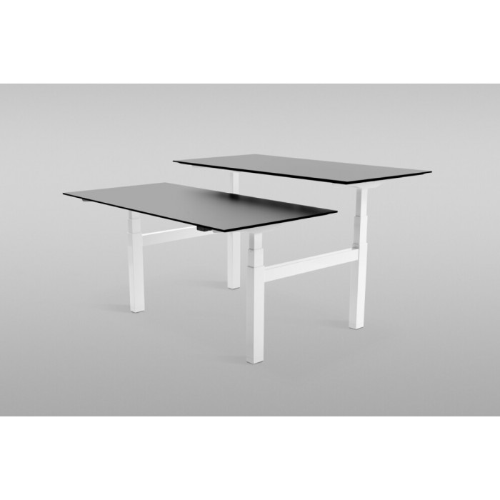 Dvigubas Sėsk Stok stalas TORA