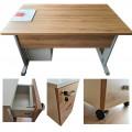 Kolekcija ZETA, biuro baldai