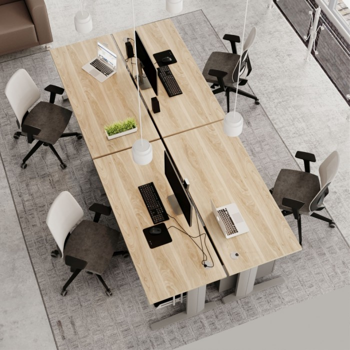 Kolekcija TORA, biuro baldai