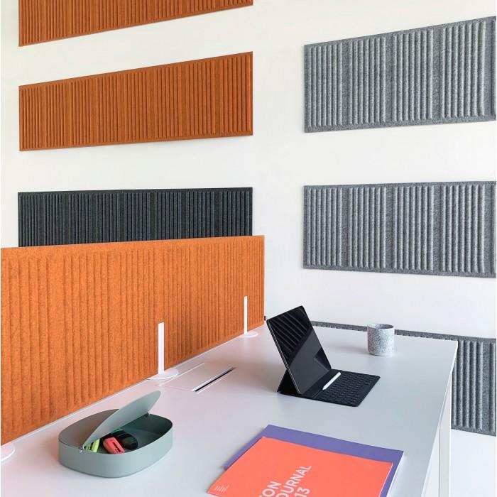 Akustinė sienelė, pastatoma ant stalo CELL