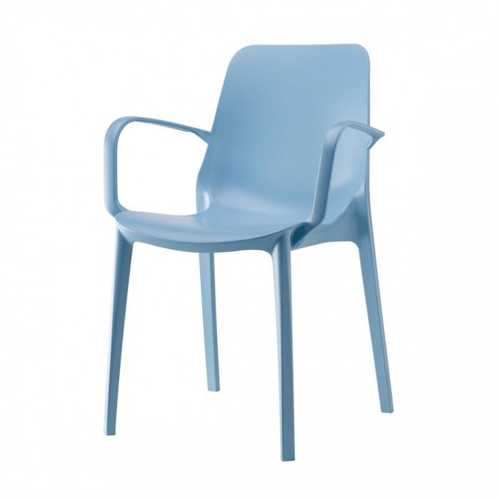 Kėdė GINEVRA su porankiais Go green